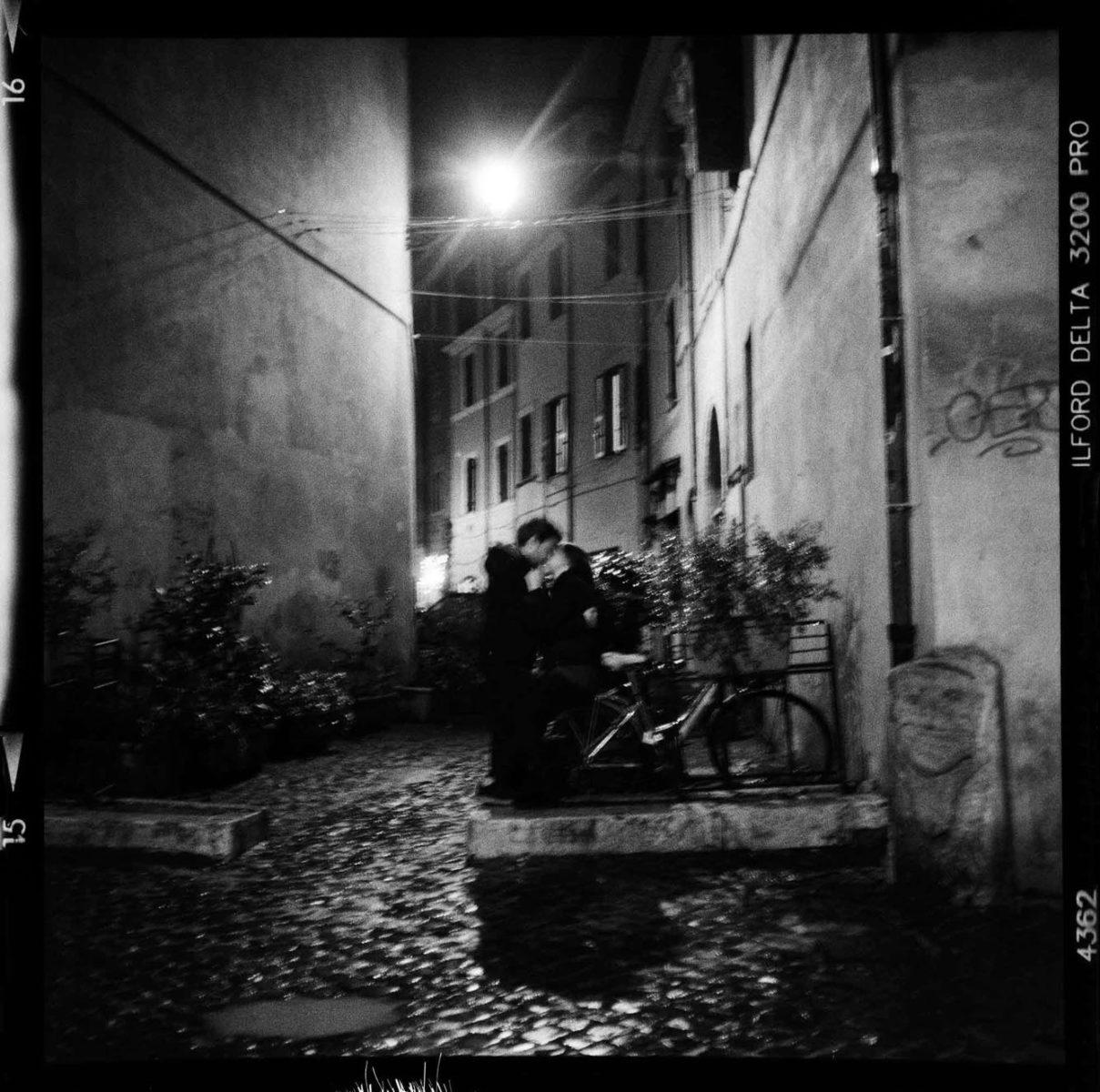 Fra serien Rome and Venice av Ronny Østnes