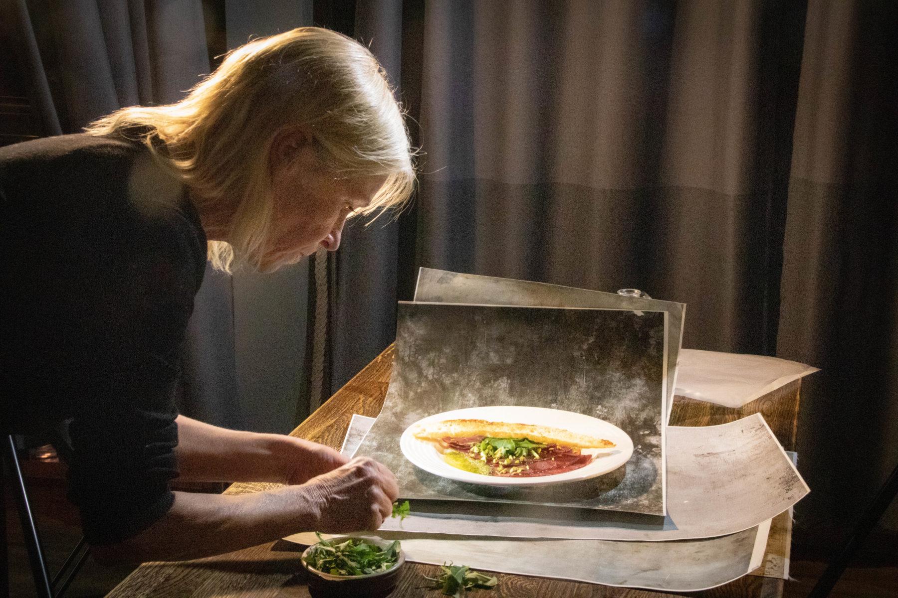 Eva Brænd, matfotografering